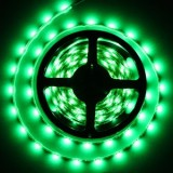 3528 Led Strip Green DC12v 5mtr