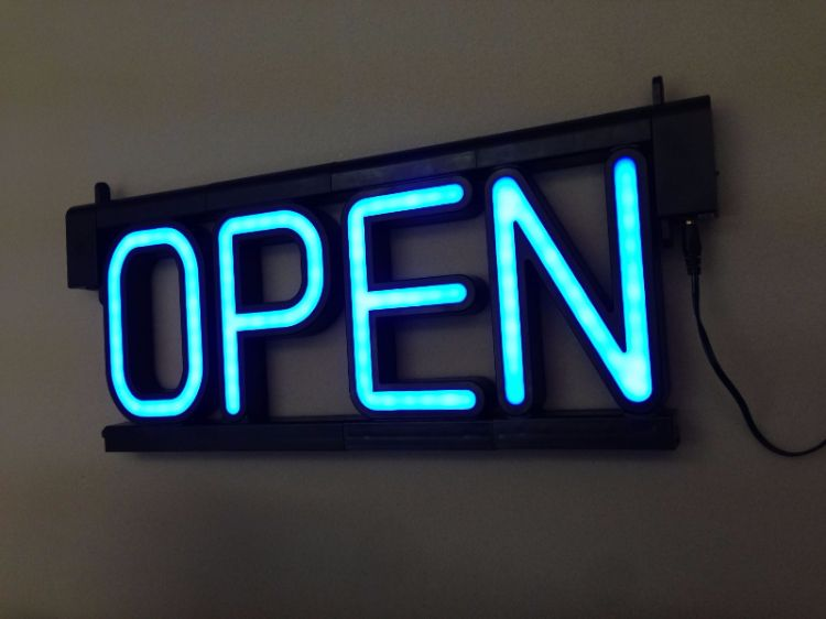 Diy led neon individual letters solutioingenieria Gallery