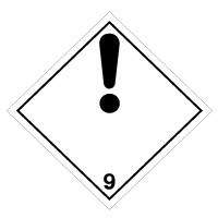 Hazard safety sign - Other Hazard (9)