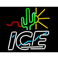 Ice Neon Sign