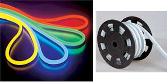 LED Neon Flex 230v - 16mm 50mtr Roll