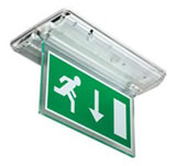 Low Profile Emergency luminaire