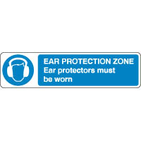 Mandatory Safety Sign - Ear Protection 043
