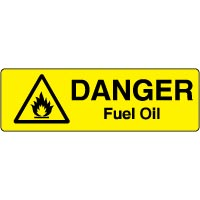 Markers safety sign - Nitrogen 012