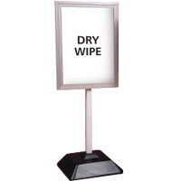 Porto Dry Wipe & Pin Board