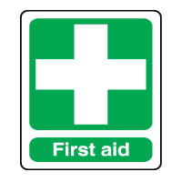 Safe Safety Sign - First Aid 128