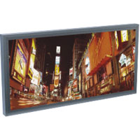 SIPC - Internal Illuminated Slimline Poster Cases