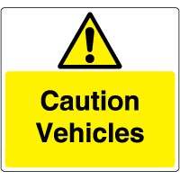 Warn076 - Caution Vehicles