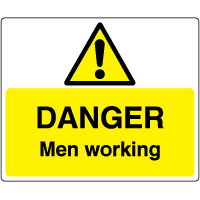 Warn196 - Danger Men Working