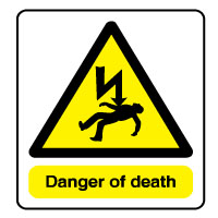 Warn205 - Danger of Death