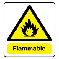 Warn237 - Flammable