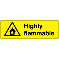 Warn250 - Highly Flammable 2