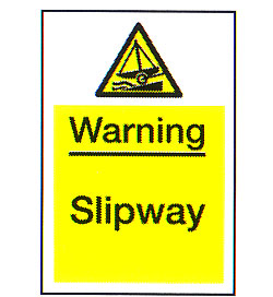 Warning Slipway
