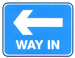 Way In Left