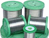 Wire nickel