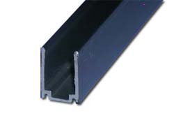 LED Neon Flex Mounting Channel 1mtr Lengths
