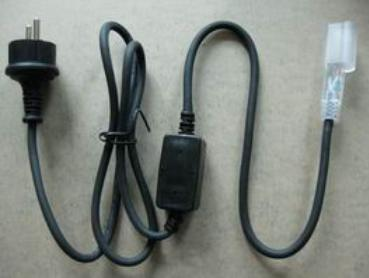 Power Cord LED Neon Flex 230v