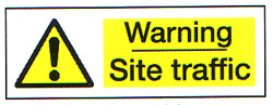 Warning Site Traffic 2